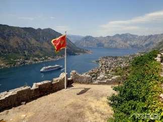 Kotor - Fortress Hike (5)